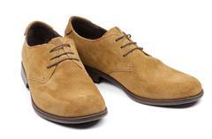 Pari Miesten kengät Kuvituskuvat