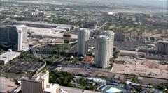 Las Vegas Hotels Stock Footage