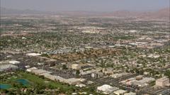 Las Vegas Suburbs Nevada Arkistovideo