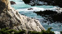 Waves Crash 04 HD Stock Footage