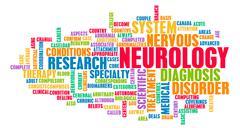 Neurology Stock Illustration
