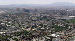 Vast Urban Residential Region Stock Footage