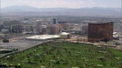 Las Vegas Wynn Hotel Stock Footage
