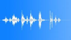 Stock Sound Effects of Wring Sponge in Water Bucket, Metal, Splash, V4
