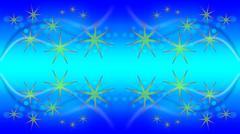 Star heaven - stock illustration