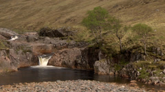 GLEN ETIVE, HIGHLANDS, SCOTLAND #2 Stock Footage