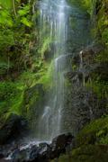 Mallyan Spout waterfall - stock photo