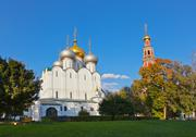 Stock Photo of Novodevichiy convent in Moscow Russia