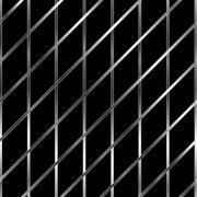 Silver Grid background - stock illustration