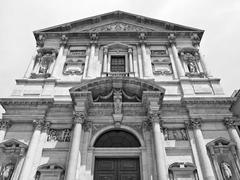 Stock Photo of San Fedele church, Milan