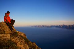 Stock Photo of Lofoten Vista