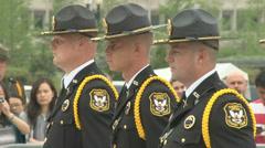 Boca Raton Police Department Stock Footage