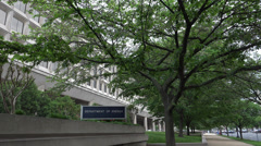 Department of Energy Headquarters, Washington, DC Stock Footage