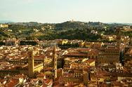 Stock Photo of Florence Italy Tuscany