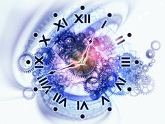 Stock Illustration of Intervals of time