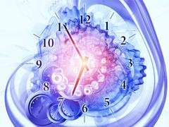 Stock Illustration of Time intervals