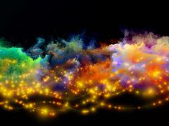 Stock Illustration of Colors of creation