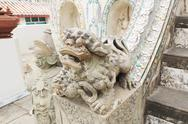 Stock Photo of statue from wat arun