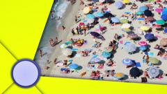 Summer Time Stock Footage