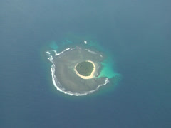 Aerial footage small islands, HD, UP15727 Stock Footage