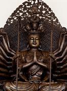The guan yin  . - stock photo