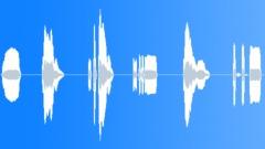 Cartoon medium party trumpet set - sound effect