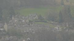 Lake District Kendal Stock Footage