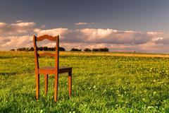 The chair Stock Photos