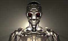 Advanced robot Stock Illustration