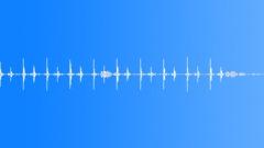 Fast burst shot shutter sound from mirrorless camera - sound effect