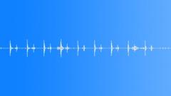 Sound of burst shooting from modern digital mirrorless camera, medium speed - sound effect