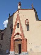 Stock Photo of Church of Sant Orso Aosta