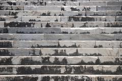 Stock Photo of Stairs in Temple of Apollo