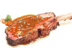 Wagyu beef steak Stock Photos
