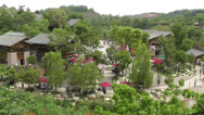 Stock Video Footage of Wufeng Ancient Town Chengdu Area Sichuan China 16