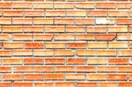 Stock Photo of brouwn brick