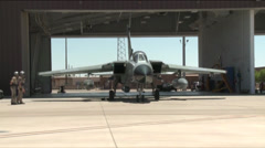 German Air Force Tornado Stock Footage