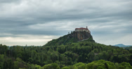 Stock Video Footage of 4K time lapse of the stunning Riegersburg Castle in Austria