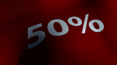 Comp 50% sale Stock Footage
