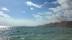 Dead Sea #5 Stock Footage