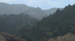 Santa Rosa Island View Stock Footage