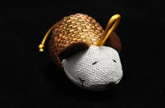 toy mouse - stock photo