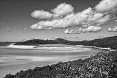 Whitsunday Islands Archipelago, Australia Stock Photos