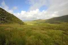 Sneem (Kerry, Ireland) - stock photo