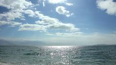Dead Sea #9 Stock Footage