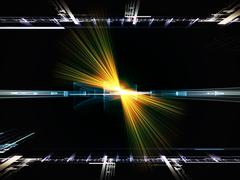 Stock Illustration of Symmetry of energy