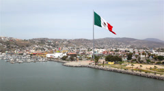 Ensenada Mexico 01 HD Stock Footage