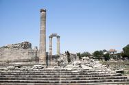 Stock Photo of Temple of Apollo
