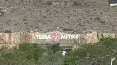 Terra mitica Stock Footage