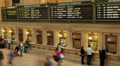 4K Grand Central Terminal Ticket Lines Timelapse 1 Footage